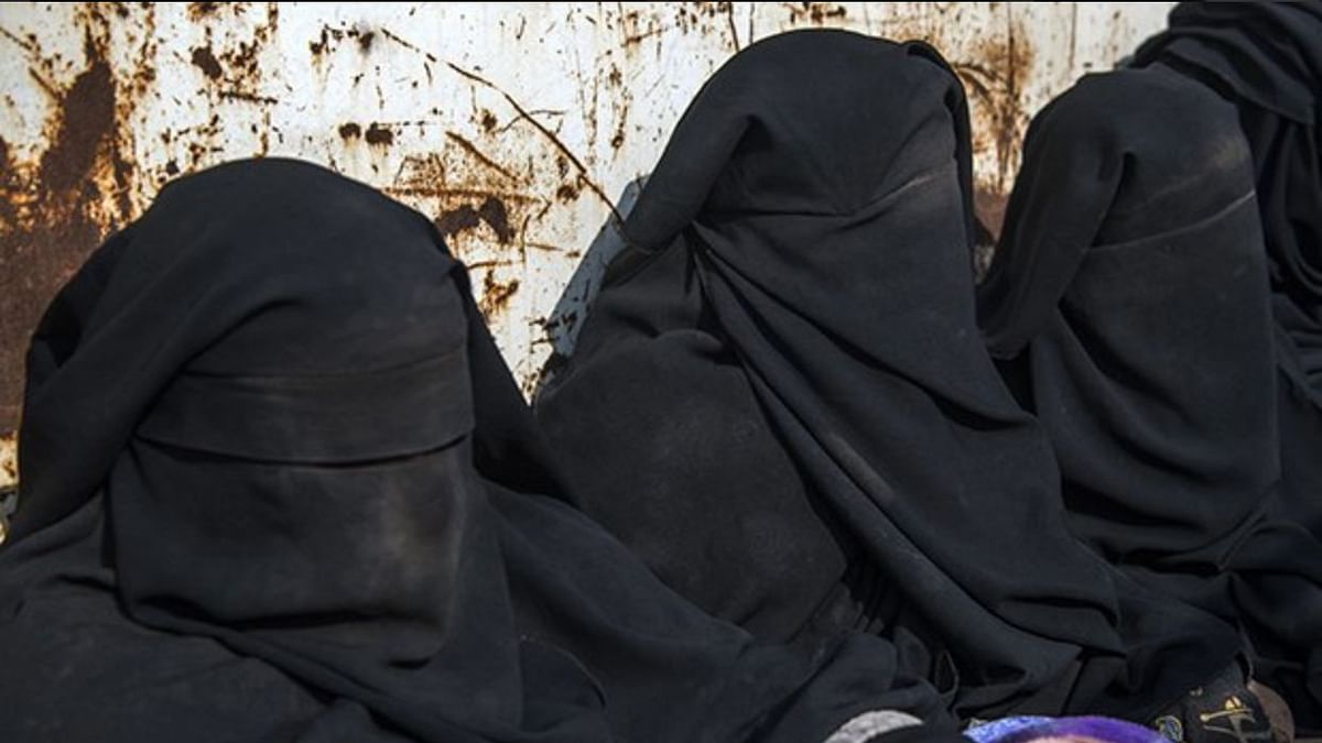 "ISIS ""brides"" have vowed to spread the ideology of the caliphate."