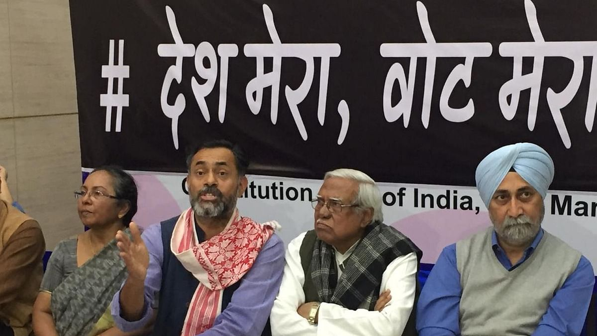 Delhi: Activists Urge Voters to Think Beyond National Security