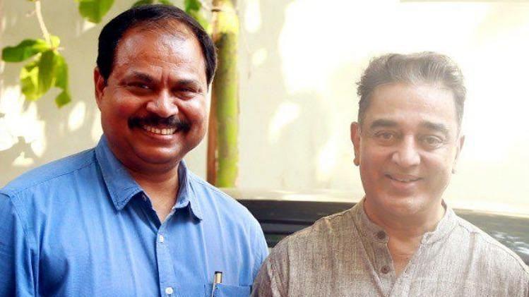 CK Kumaravel Quits Kamal Haasan's MNM, Blames Internal Politics