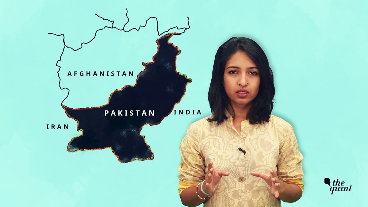 Forget India, Pakistan Has Trouble On Literally All Its Borders