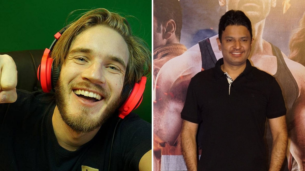 PewDiePie and T-Series are competing to become the most subscribed channel on YouTube.
