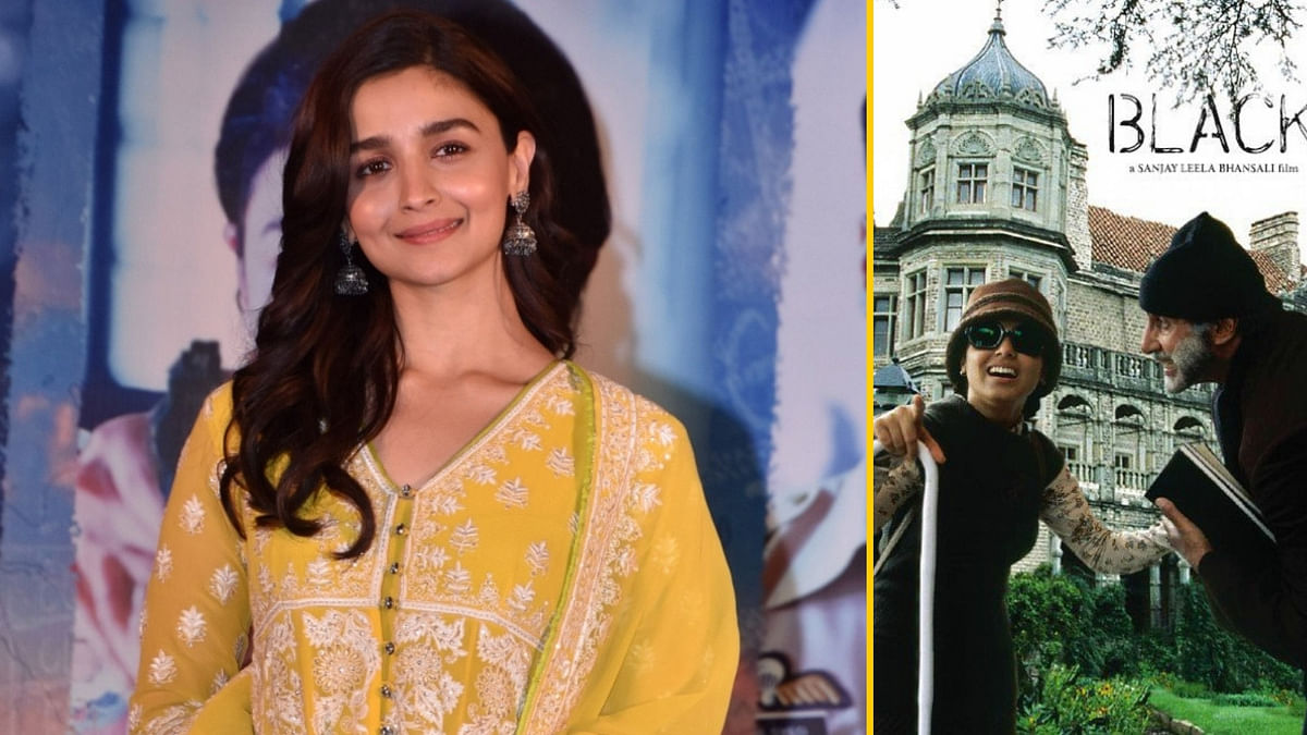 Alia Bhatt met Sanjay Leela Bhansali to audition for his 2005 film <i>Black</i>.