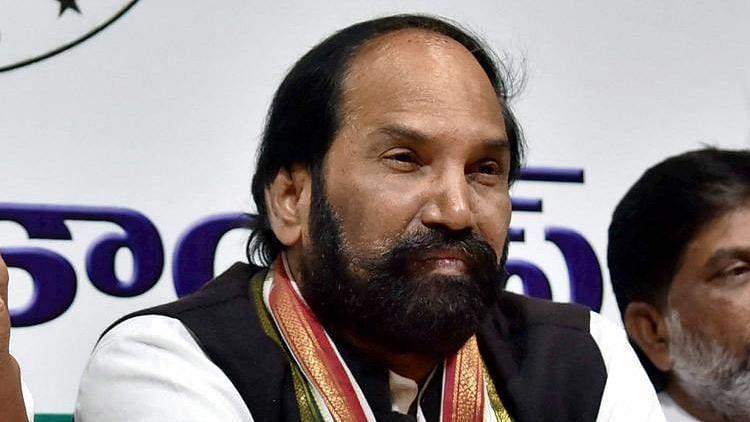 Telangana Pradesh Congress Committee president N Uttam Kumar Reddy