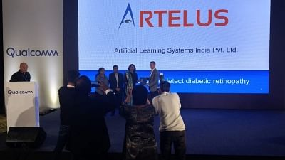 Bengaluru-based medtech firm Artelus India Pvt Ltd took home $100,000 after winning chipset maker Qualcomm