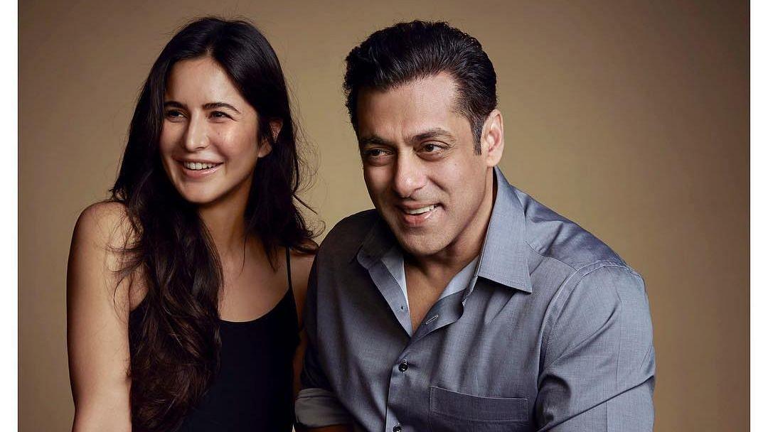 Katrina Wraps Shooting 'Bharat', Shares Adorable Pic With Salman