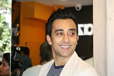 Mumbai: Actor Rahul Khanna during the launch of Shaze luxury retail newest outpost at Colaba in Mumbai on Oct. 7, 2016. (Photo: IANS)