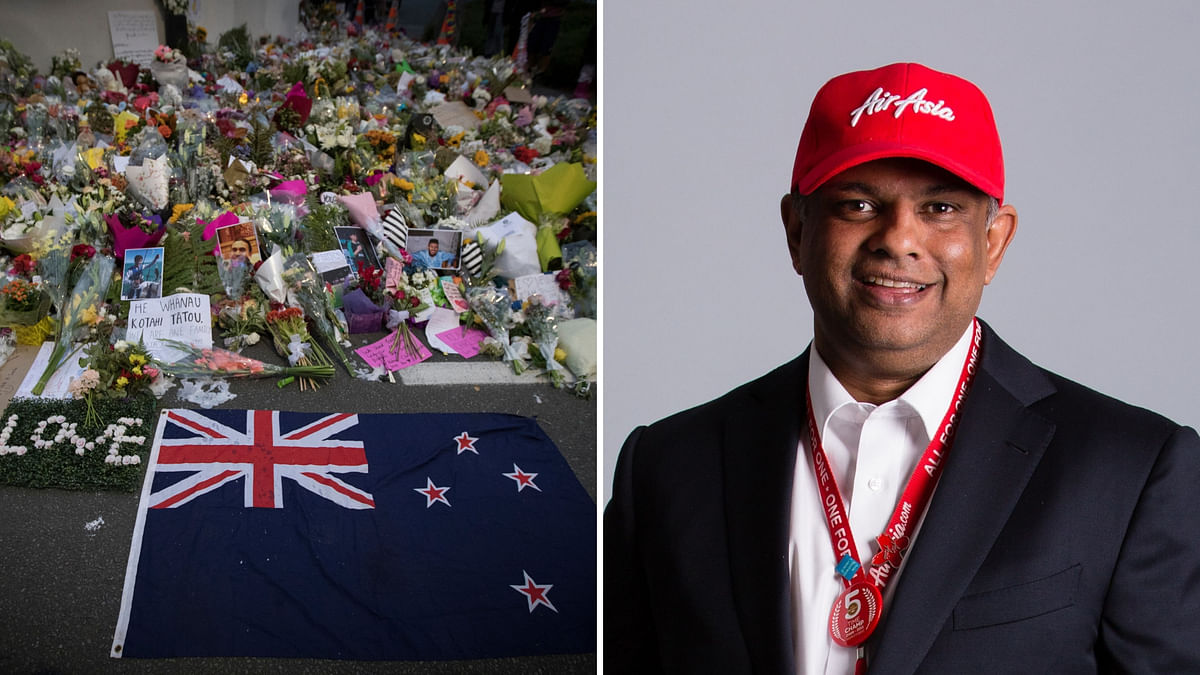 AirAsia CEO Quits Facebook, Citing NZ Attack Live-Streaming