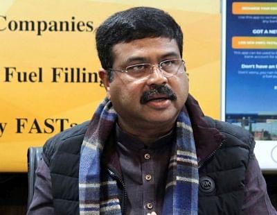 Dharmendra Pradhan flays BJD government for unkept poll promises
