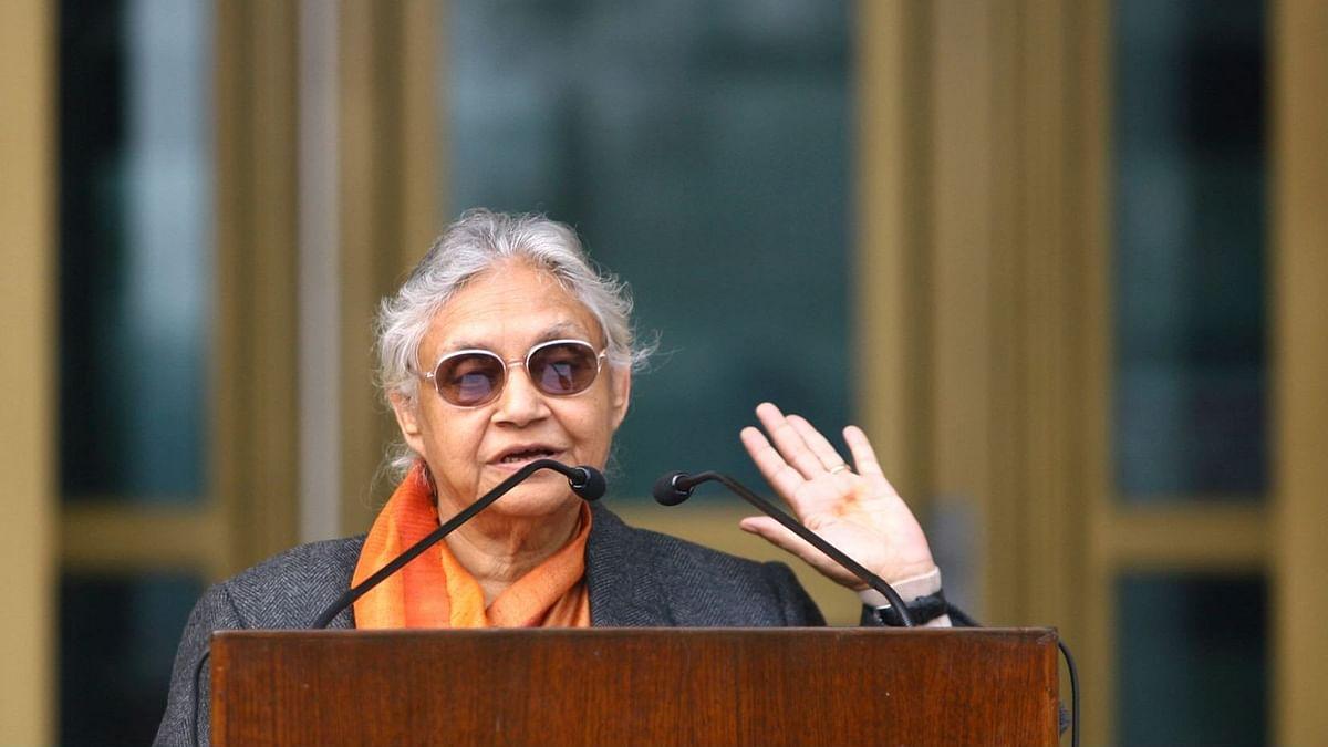 Sheila Dikshit, Vijender Gupta Settle Govt Fund Misuse Dispute