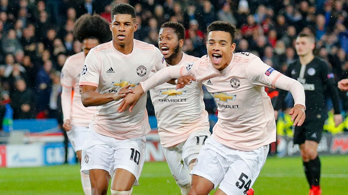 Injury-Time Penalty vs PSG Puts  United in Champions League QF