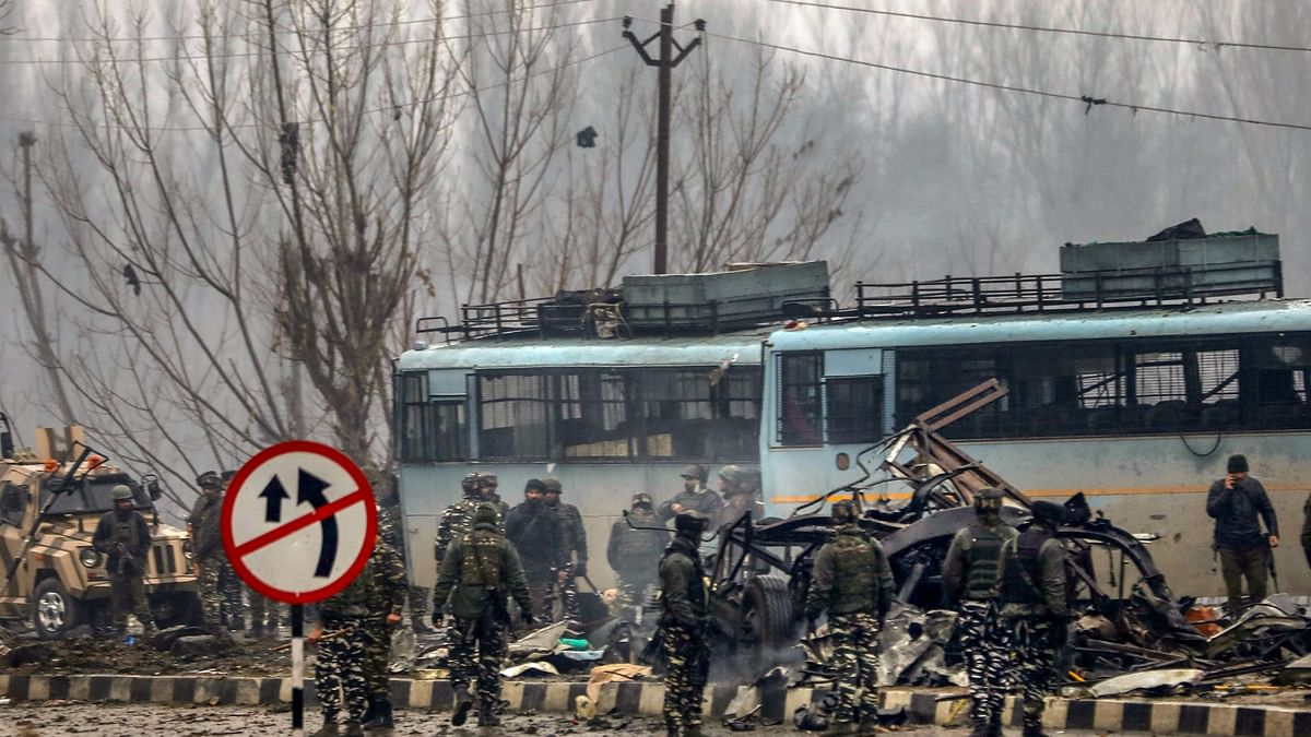 Brains Behind Pulwama Attack Identified As 23-Year-Old Electrician