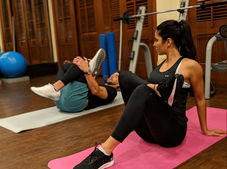 Pics: Katrina Kaif's Upcoming Collaboration with Olympian ...