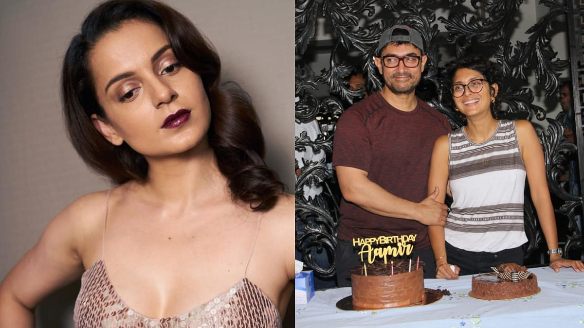 She Never Told Me but I'll Ask Her: Aamir Responds to Kangana