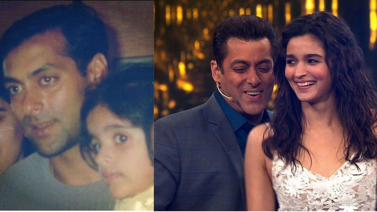 Alia Bhatt will be paired opposite Salman Khan in <i>Inshallah</i>.