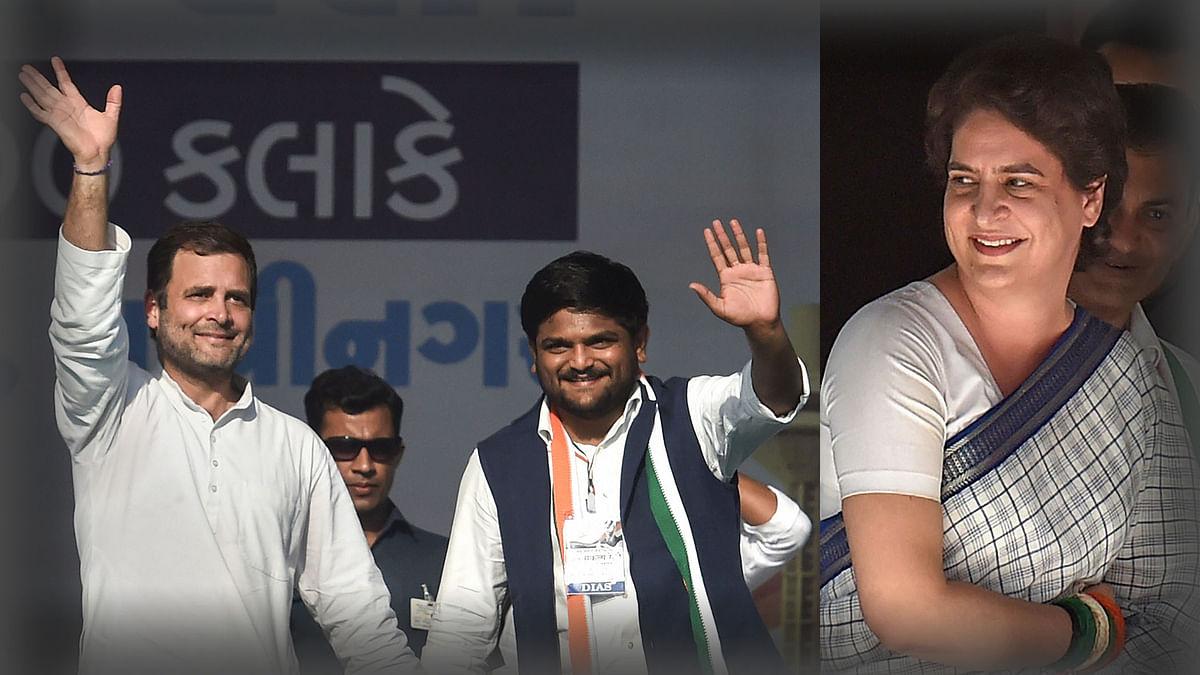 CWC Meet: Priyanka Addresses First Rally, Hardik Joins Congress