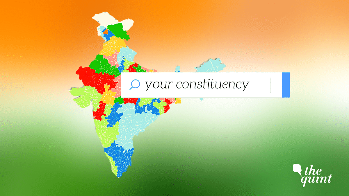 Enter the name of your Lok Sabha constituency – and our interactive will inform you about your date with democracy.