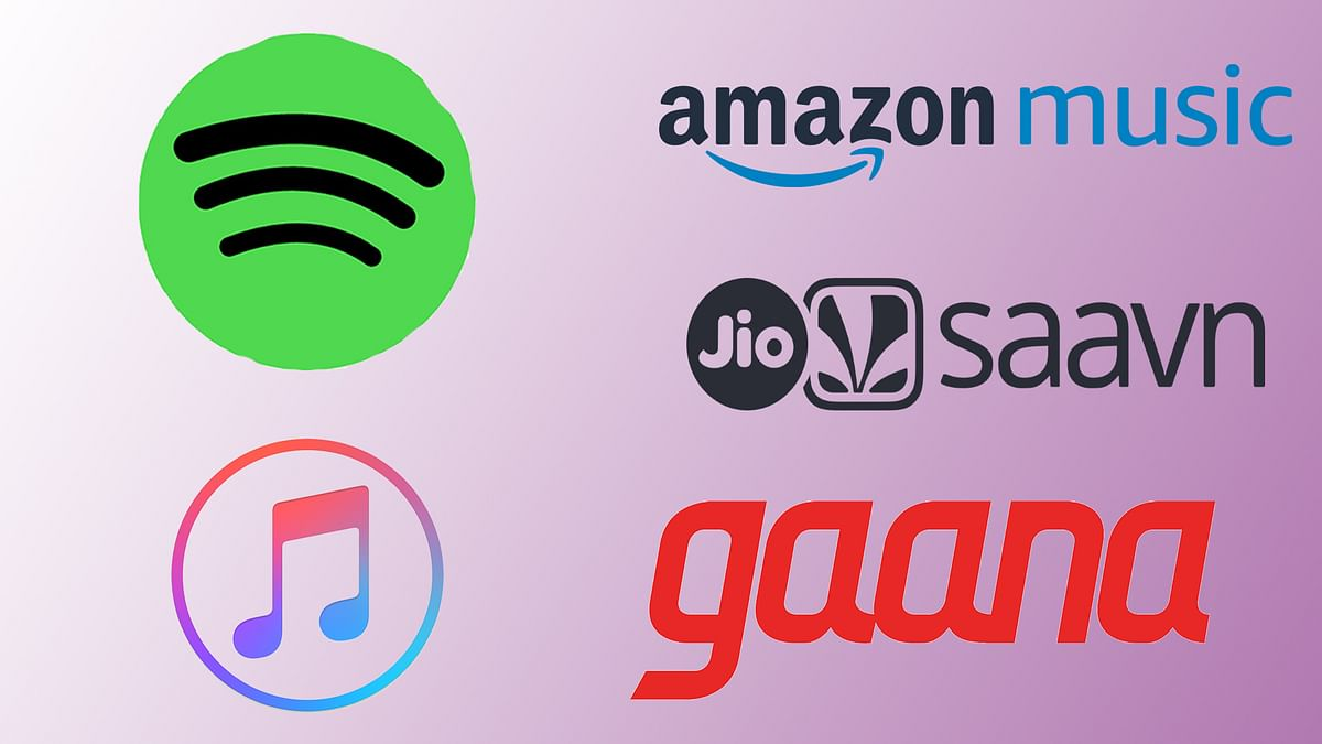 Spotify, Gaana and Apple Music are some of music apps worth trying out in India.