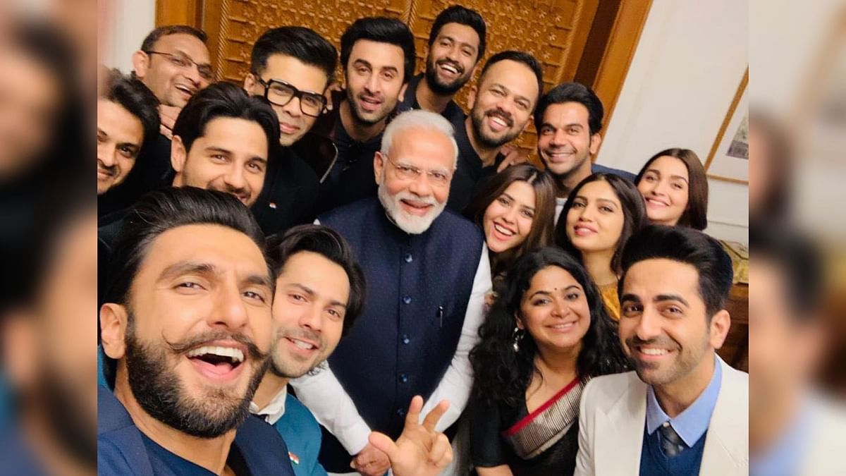 PM Modi Wants Movies That Encourage an 'Inclusive India': Ranveer