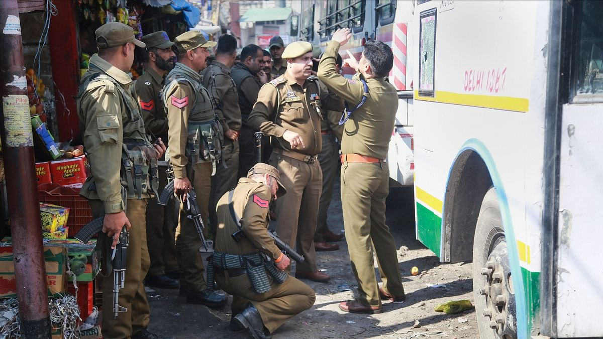 Jammu Grenade Blast in 10 Points: 2 Dead, Suspect From HuM Held