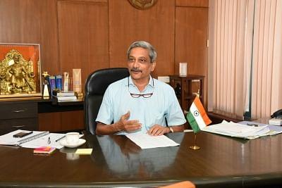 MCC: Goa government website displays CM's picture