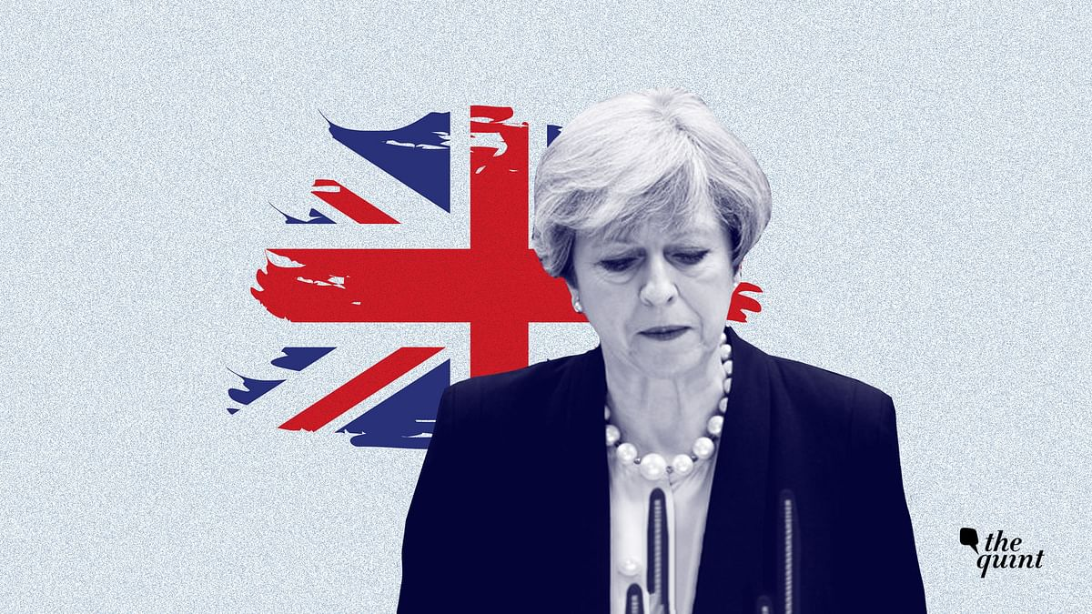 UK Parliament Rejects Theresa May's Brexit Deal for a Third Time