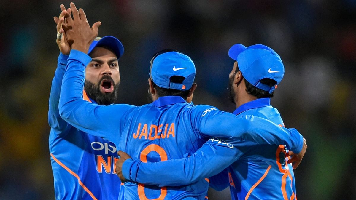 Kohli hit 116 from 120 balls to guide India to 250 all out from 48.2 overs after being put into bat.