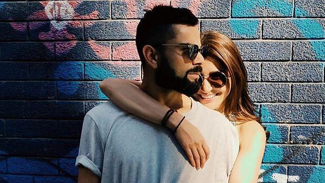 Virat Kohli and Anushka Sharma are couple goals.