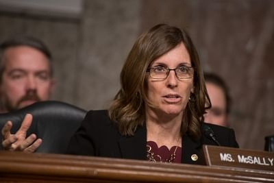 Martha McSally. (Photo: Twitter/@SenMcSallyAZ)