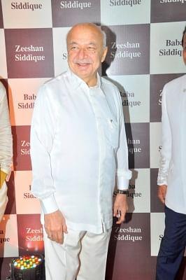 Sushil Kumar Shinde. (Photo: IANS)