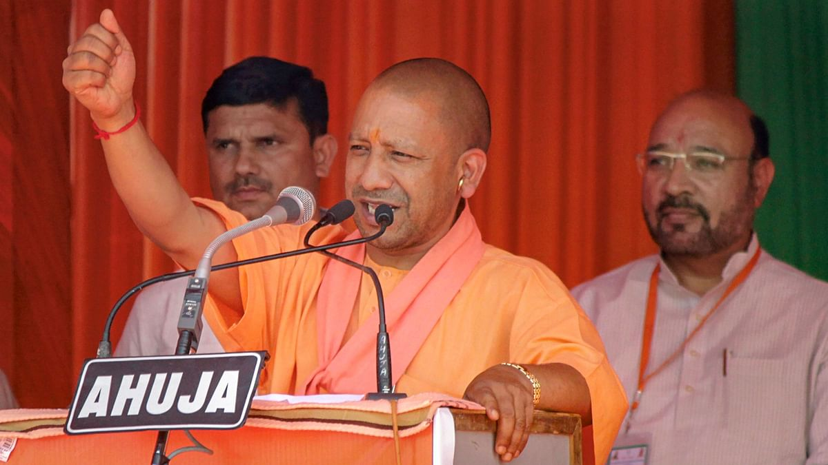 UP CM Attacks Priyanka For Not Visiting Disputed Ayodhya Site