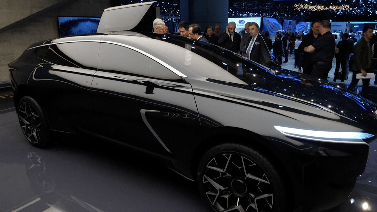 Geneva Motor Show: Stunning Concept Cars Give A Peek into Future