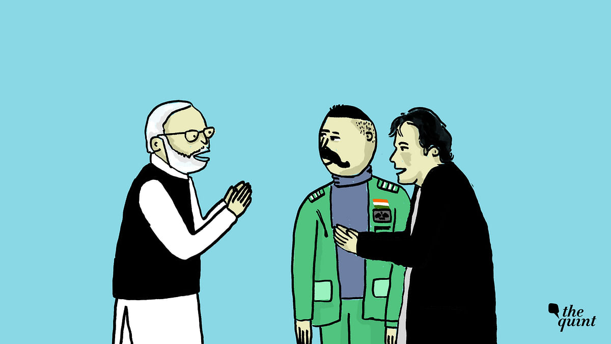 Welcome Home! 'Abhinandan'… The Nation's Gratitude Is 'Kaafi Real'