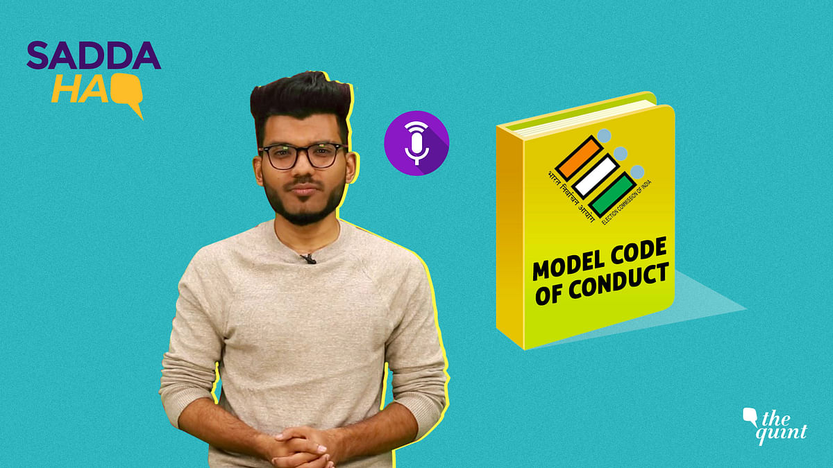 Podcast   Why Every Voter Must Read the Model Code of Conduct