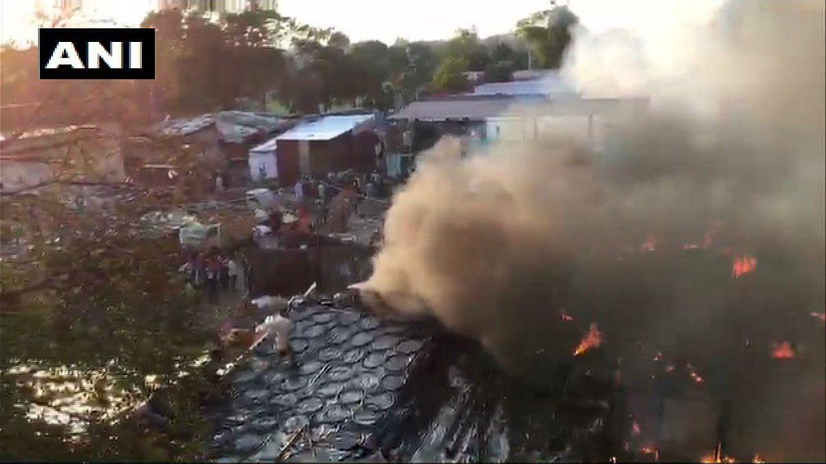 Shanties Burnt, Cars Damaged in Meerut Anti-Encroachment Drive