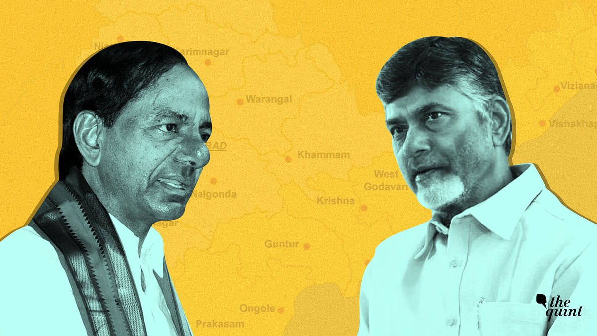 TDP has alleged that that TRS resorted to theft of TDP data to help YSRCP for the upcoming elections.