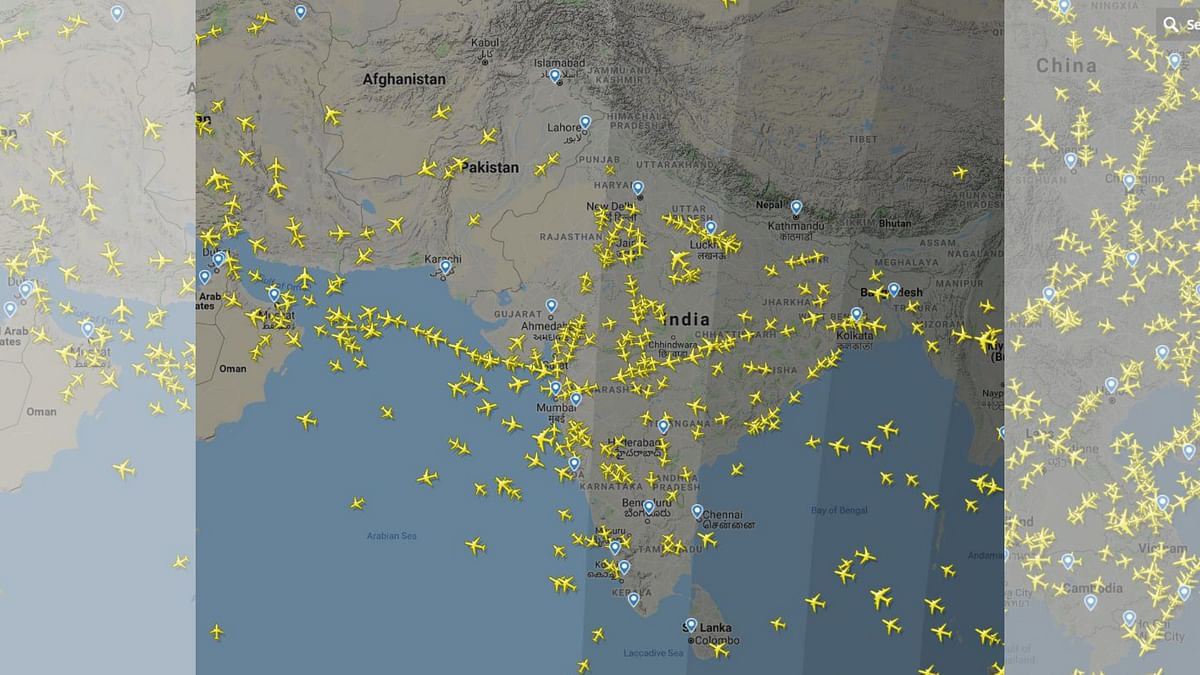 Pakistan's Airspace to Remain Shut for Indian Flights Till 30 May