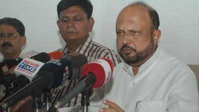 File photo of Prafulla Mahanta.