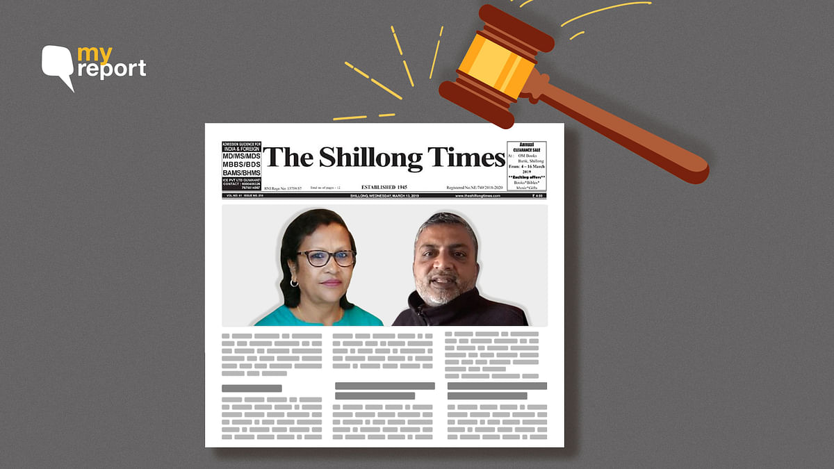 Citizens Support 'The Shillong Times', Defend Free Press