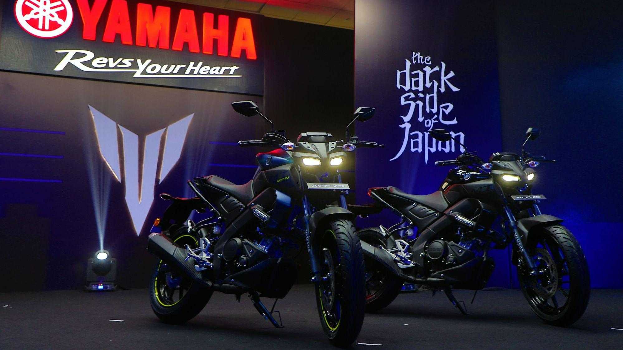 2020 Yamaha MT-15, RM11,988 - Black Yamaha, New Yamaha