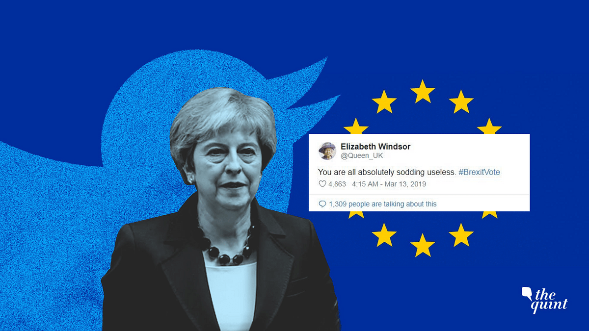 Brexit Deal Goes Down in Flames But At Least Brits Are Still Funny