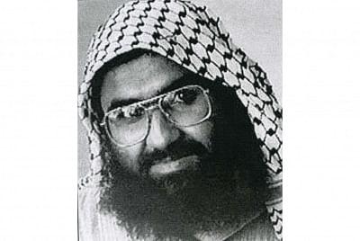 Maulana Mohamad Masood Azhar Alvi.