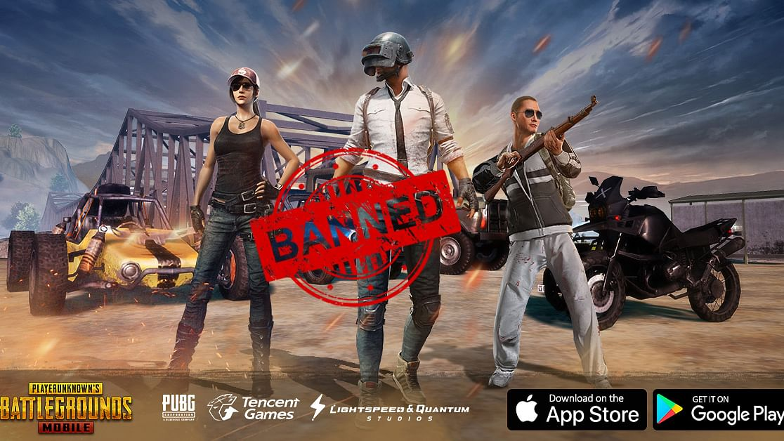 PUBG has been banned by the Rajkot police.