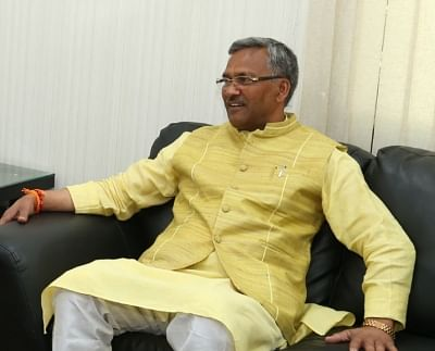 Uttarakhand Chief Minister Trivendra Singh Rawat. (File Photo: IANS)
