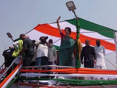 Priyanka's boat journey politically symbolic, not tweets