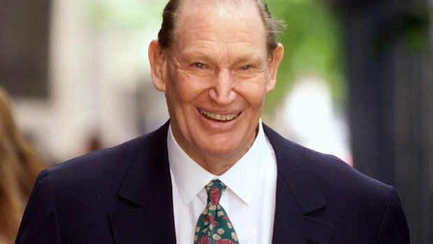 File picture of Kerry Packer.