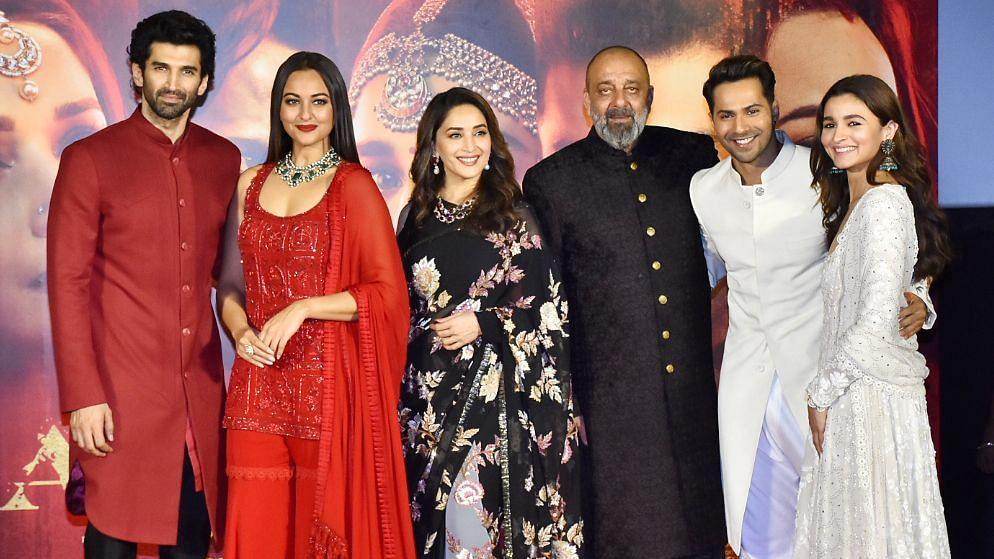 Varun, Alia, Sonakshi and Madhuri Get Candid About 'Kalank'