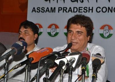 Raj Babbar. (Photo: IANS)