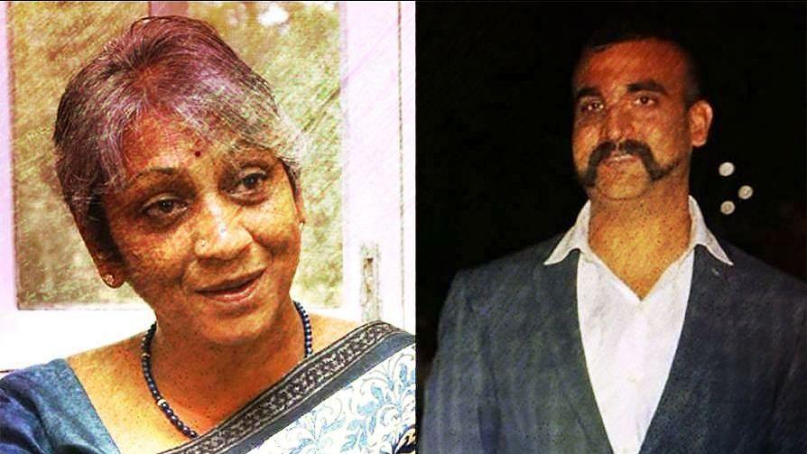 IAF Pilot Abhinandan Varthaman's Mom Is No Less Incredible Herself