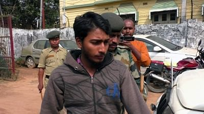 Agartala: The Indian member of the terror outfit Jama
