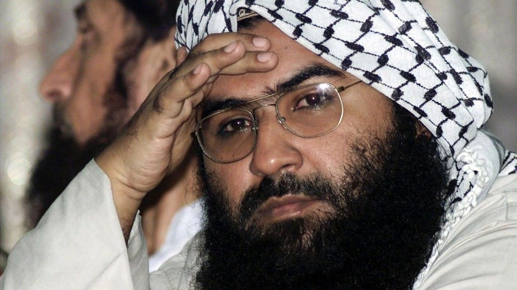 Pakistan-based terror outfit Jaish-e-Mohammad (JeM) chief Maulana Masood Azhar.